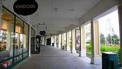 parndorf - nákupné centrum