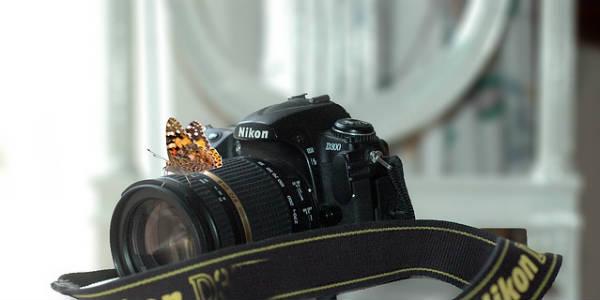 Nikon D3100 – vhodný pre začiatočníkov