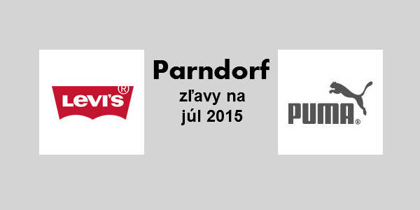 DESIGNER OUTLET PARNDORF – zľavy júl 2015